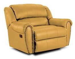 Lane Furniture 21414174597512 Summerlin Series Transitional Leather Wood Frame  Recliners
