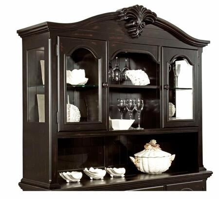 Broyhill 4026566 Mirren Pointe Series Dining Room with 3 Shelves