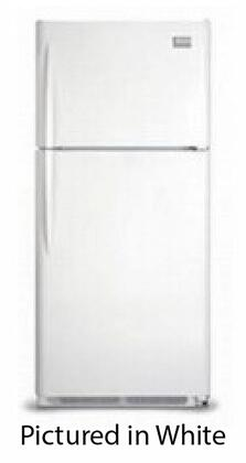 Frigidaire FGHT2146QE  Refrigerator with 20.5 cu. ft. Capacity in Black