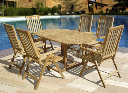 Vifah V1143SET1 Patio Sets