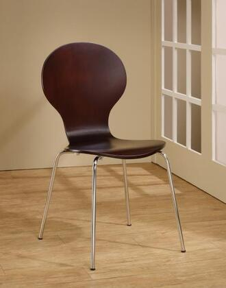 Coaster 120792 Orval Series Not Upholstered with Metal Frame in Cappuccino