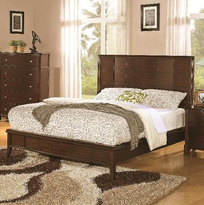 Coaster 202451Q Addley Series  Queen Size Platform Bed