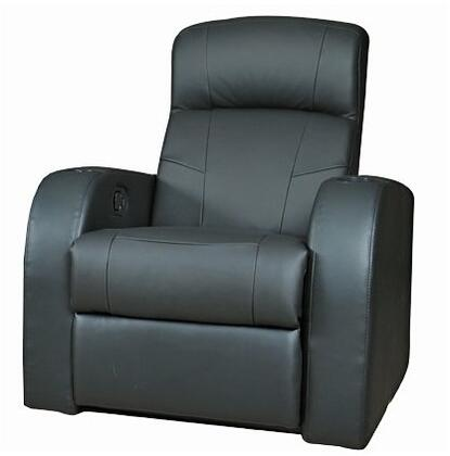 Coaster 600001 Tranditional Style Leather  Recliners