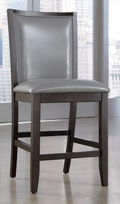 Ashley D550524 Trishelle Series PU Upholstered Bar Stool