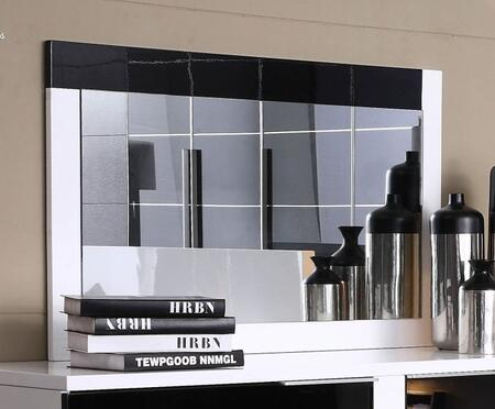 VIG Furniture VGWCIMPERAMI Impera Series Rectangular  Mirror