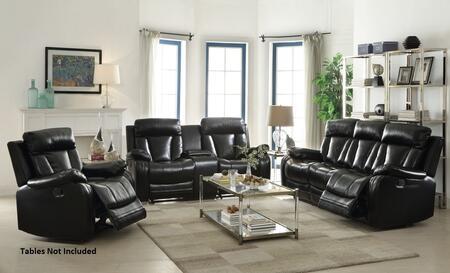 Acme Furniture 52255SLR Isidro Living Room Sets