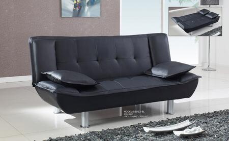 Global Furniture USA SB012 Polyurethane Sofa Bed