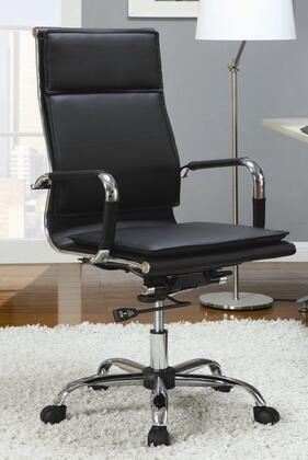 "Coaster 800208 25.25"" Adjustable Casual Office Chair"
