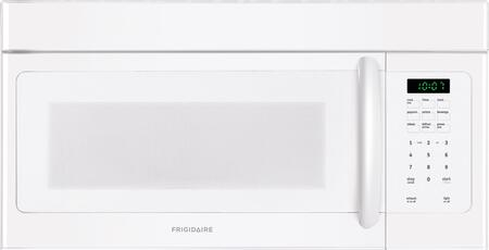 Frigidaire FFMV162LW 1.6 cu. ft. Capacity Over the Range Microwave Oven |Appliances Connection