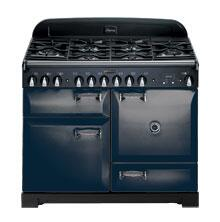 AGA ALEG36ECDCBL Legacy Series Electric Freestanding Range with Smoothtop Cooktop, 1.8 cu. ft. Primary Oven Capacity, in Cobalt Blue
