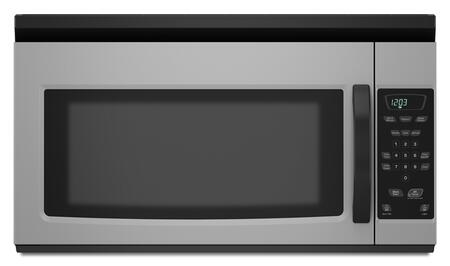 Amana AMV1150VAD 1.5 cu. ft. Capacity Over the Range Microwave Oven