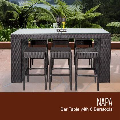 NAPA BARTABLE BACKLESS 6