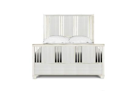 Magnussen Y200654K1 Hadley Series Childrens Twin Size Panel Bed
