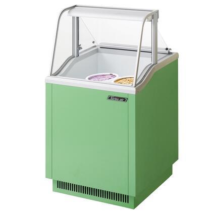 "Turbo Air TIDC26G 26"" Commercial Ice Cream Freezer"