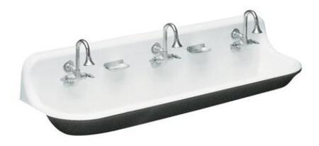 Kohler K3203W Utility Sinks Sink
