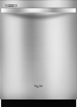 """Whirlpool WDT710PAYM Fully Integrated 6 15 Place Settings Capacity 24""""No Built-in Dishwasher 