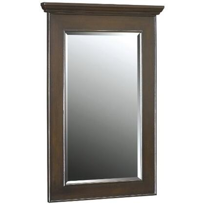 Belle Foret BF80065  Rectangular Landscape Bathroom Mirror