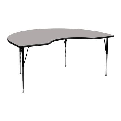 Flash Furniture XUA4872KIDNYGYHAGG