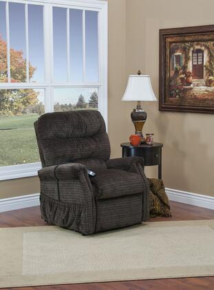 MedLift 1193CAG Contemporary Wood Frame  Recliners