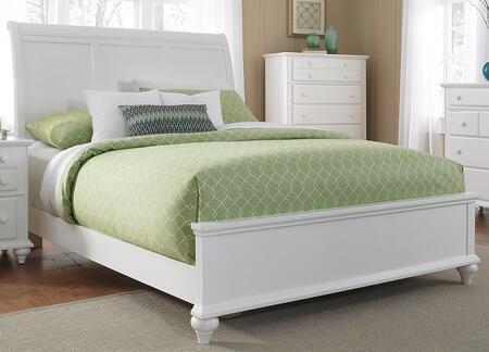 Broyhill HAYDENSLEIGHBEDK Hayden Place Series  King Size Sleigh Bed