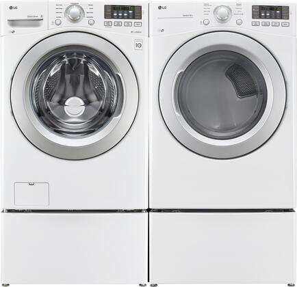LG 705951 Washer and Dryer Combos