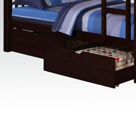 Acme Furniture 023 Heartland 2 PC Drawers with Hardwood Solids and Veneers in