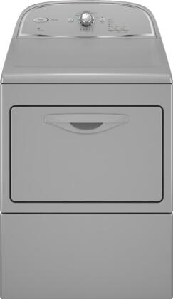 Whirlpool WGD5500XL Cabrio Series Gas Dryer, in Silver