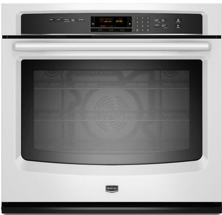 """Maytag MEW9530AW 30"""" Single Wall Oven"""