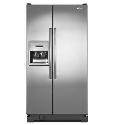 Whirlpool WSR25D2RYF Freestanding Side by Side Refrigerator