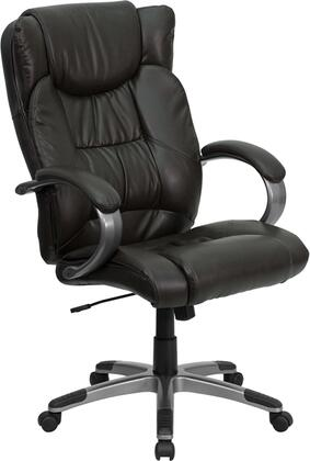 "Flash Furniture BT9088BRNGG 27"" Adjustable Contemporary Office Chair"