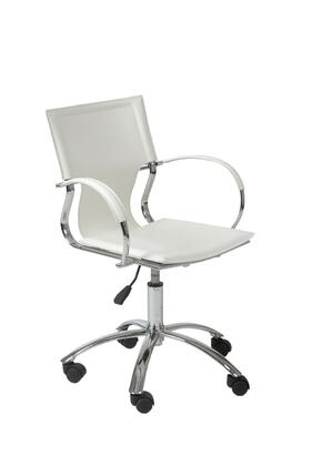 "Euro Style 17210WHT 23""  Office Chair"