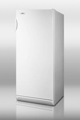 Summit FFAR10FC7  All Refrigerator with 10.1 cu. ft. Capacity in White