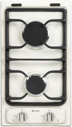 "Verona VEGCT212FW 12"" Gas Sealed Burner Style Cooktop"