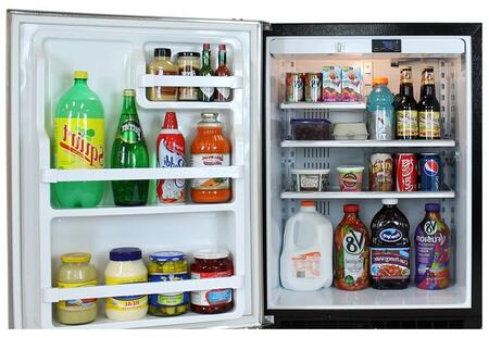 Marvel 6ARMBBOLL  Built In Counter Depth Compact Refrigerator with 5.29 cu. ft. Capacity, 2 Glass Shelves