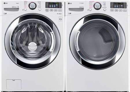 LG 706122 Washer and Dryer Combos