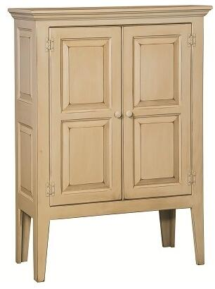 Chelsea Home Furniture 4650234BM Serenity Series Freestanding Wood None Drawers Cabinet