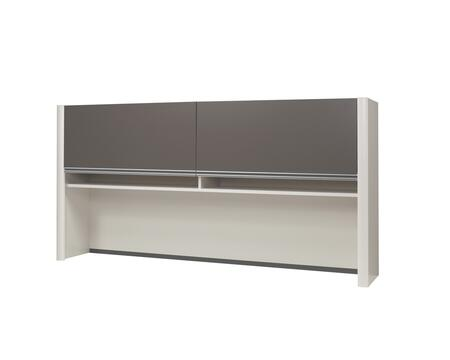 Bestar Furniture 93510 Connexion Hutch for credenza