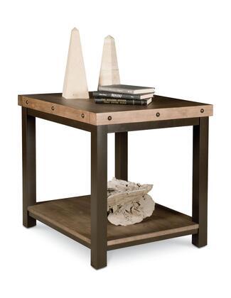 Lane Furniture 1201507 Ryan Series Traditional Rectangular End Table