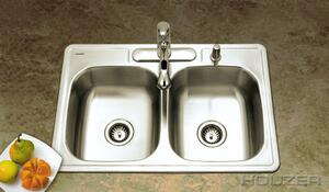 Houzer A332265BS31 Kitchen Sink