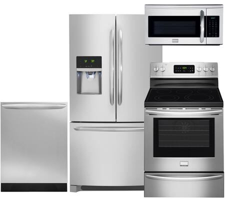Frigidaire 343040 Gallery Kitchen Appliance Packages
