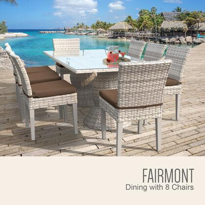 FAIRMONT RECTANGLE KIT 8C COCOA