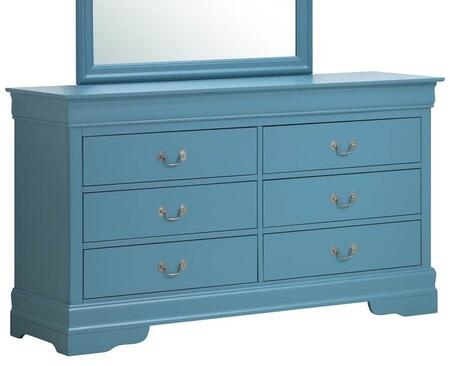 Glory Furniture G3180D  Veneers Dresser