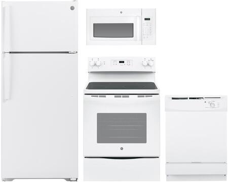 GE 724256 Kitchen Appliance Packages