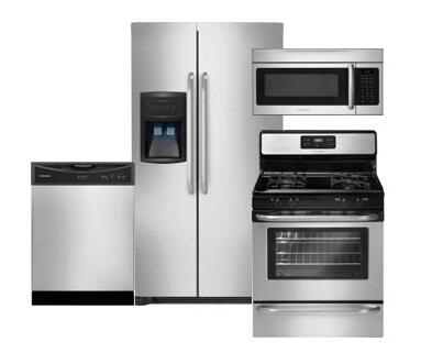 Frigidaire 334216 Kitchen Appliance Packages