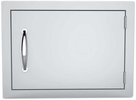 Sunstone DH Classic Series Flush Style Horizontal Single Access Door in Stainless Steel