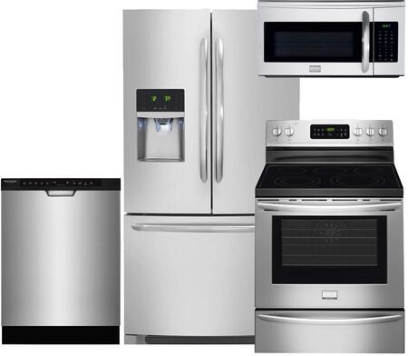 Frigidaire 343036 Gallery Kitchen Appliance Packages