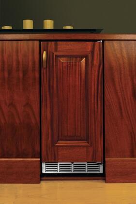 Perlick HP15RO2RDNU  Freestanding Counter Depth Compact Refrigerator with 2 Wire ShelvesField Reversible Doors