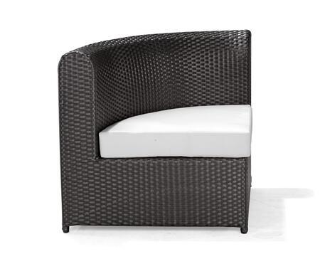 Zuo 701371 Ipanema Series  Patio Chair