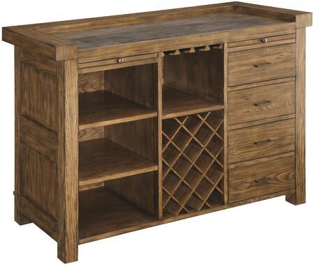 "Coaster 106986 Willowbrook Series 25"" Bar Cabinet,"