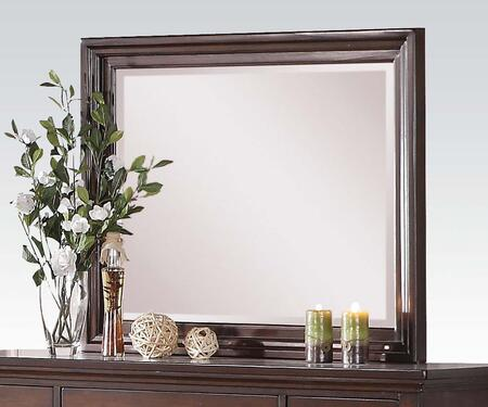 Acme Furniture 21385 Aceline Series Rectangular Landscape Dresser Mirror